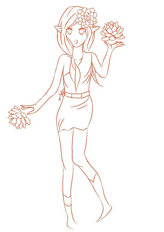 柚子怎么画简笔画